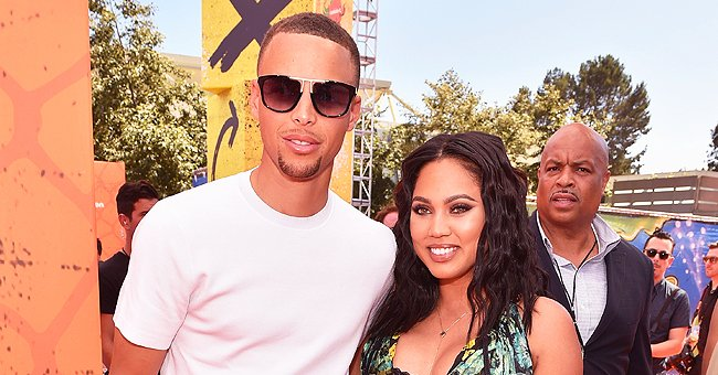Ayesha and Steph Curry Look So In-Love in a Selfie They Took during Their Recent Family Hike