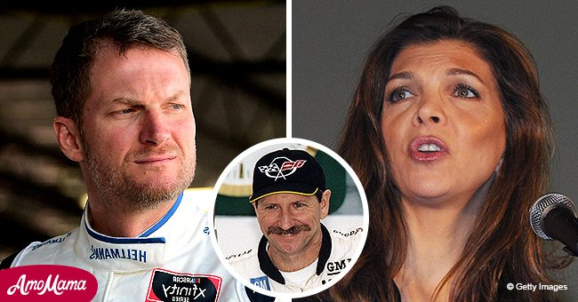 Nascar Star Dale Earnhardt Jr S Feud With Stepmom Teresa After His Legendary Dad S Death A Glimpse Inside Dale earnhardt jr with his sister kelly and his brother kerry. nascar star dale earnhardt jr s feud