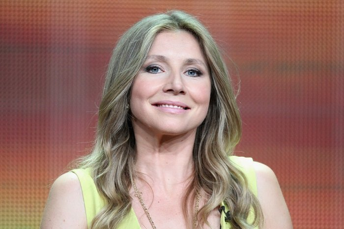Sarah Chalke l Picture: Getty Images
