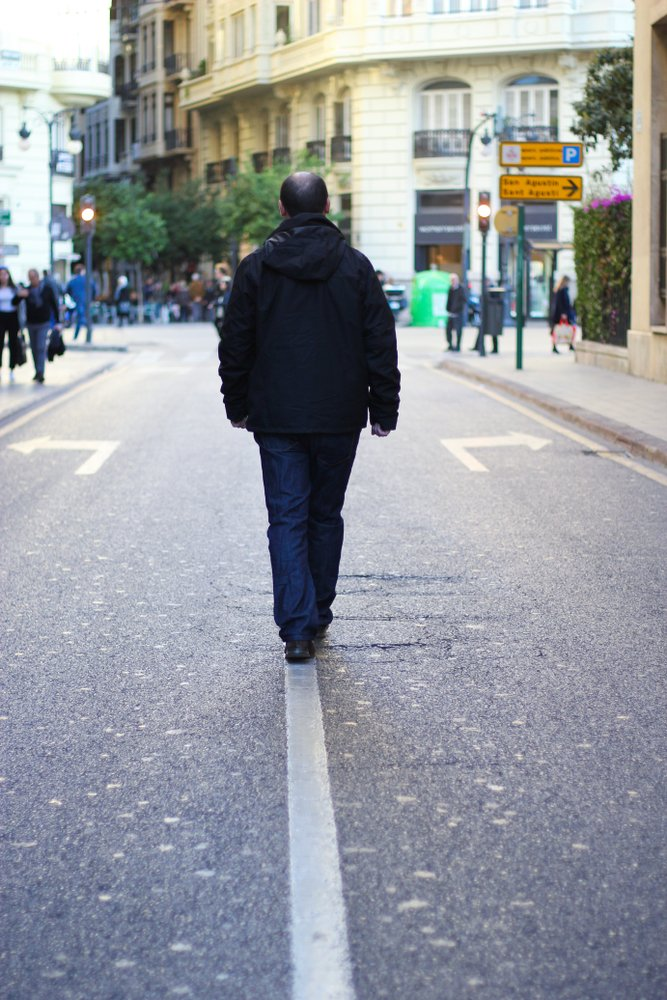 He walks away to fight another day | Photo: Shutterstock
