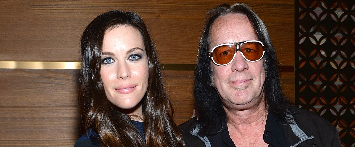 Todd Rundgren Was Liv Tyler's Only Father Figure Until She Found Out the Truth about Her Biological Dad Steven Tyler at 11
