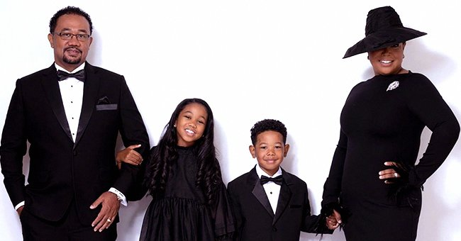 Kellie S Willams from 'Family Matters' Shares Pics of Husband & Daughter as a Tribute to Girl Dad Pride