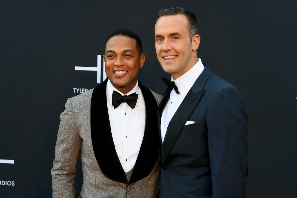 Don Lemon and Tim Malone attend Tyler Perry Studios grand opening gala at Tyler Perry Studios on October 05, 2019 | Photo: Getty Images