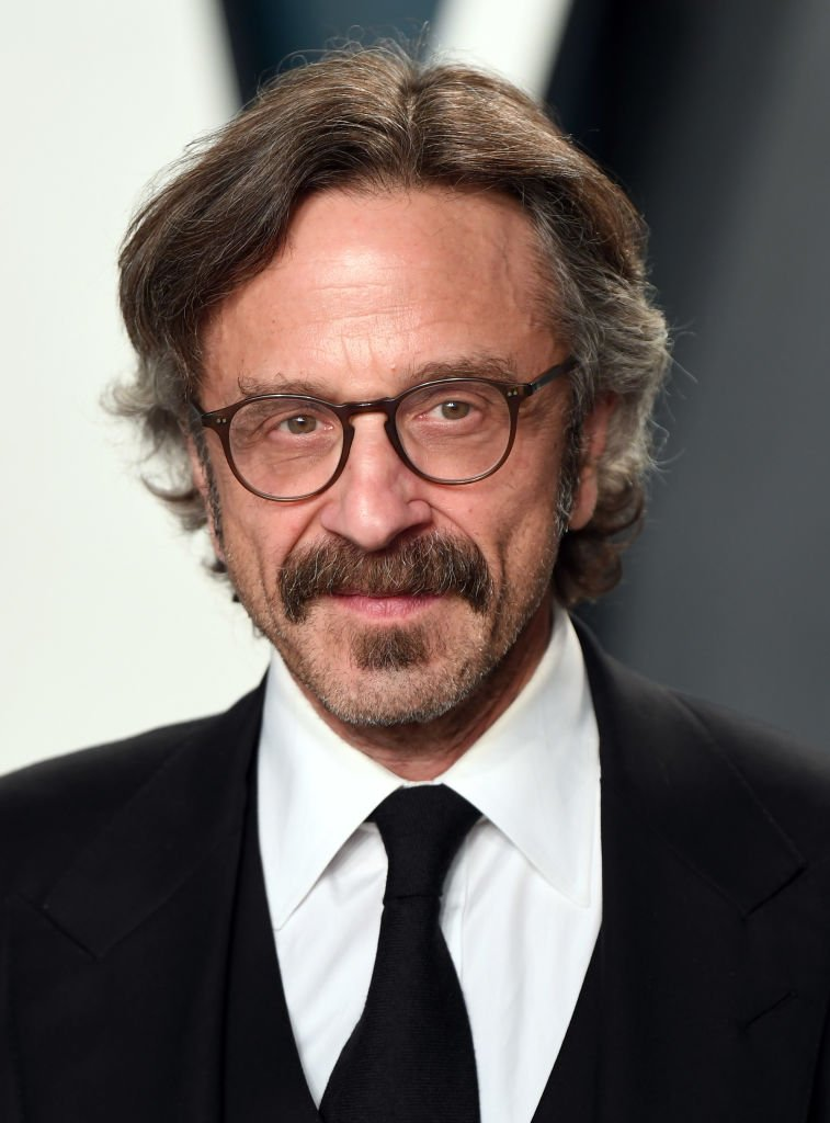 Marc Maron attends the 2020 Vanity Fair Oscar Party hosted by Radhika Jones at Wallis Annenberg Center for the Performing Arts on February 09, 2020 in Beverly Hills, California. | Photo: Getty Images
