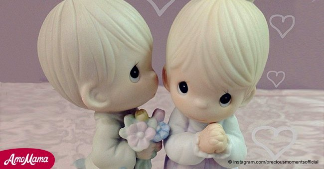 Remember these legendary 'Precious Moments'? Some statues can now be sold for over $2,000 each