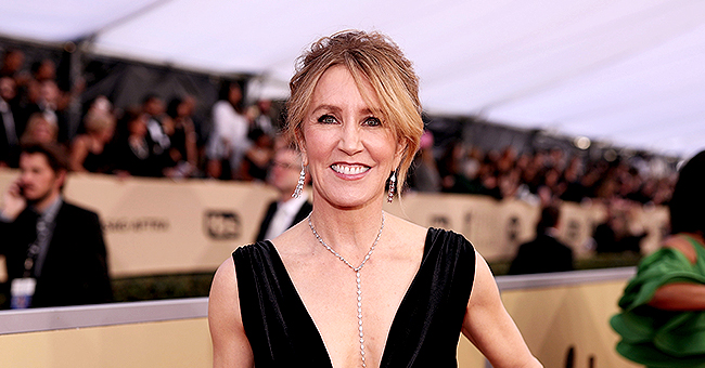 Us Weekly: Felicity Huffman Hopes for Forgiveness from the Public after Her Prison Sentence