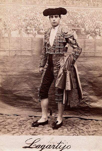 "Rafael Molina Sanchez ""Lagartijo""   Foto: Wikipedia"