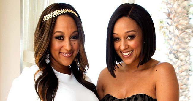 Tia & Tamera Mowry Celebrate 26th Anniversary of 'Sister, Sister' with Adorable Throwback Pics