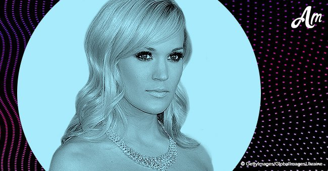 Carrie Underwood is reportedly a 'total wreck' before big reveal of her injured face