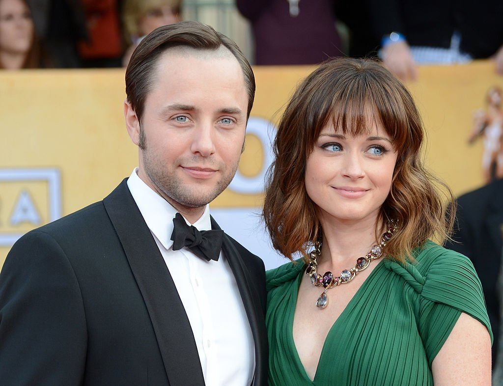 Vincent Kartheiser and Alexis Bledel at the 19th Annual Screen Actors Guild Awards on January 27, 2013 | Photo: Getty Images