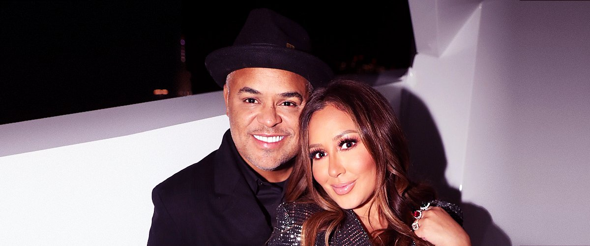 Adrienne Bailon from 'The Real' Used to Set Her Husband up on Dates before Falling in Love with Him