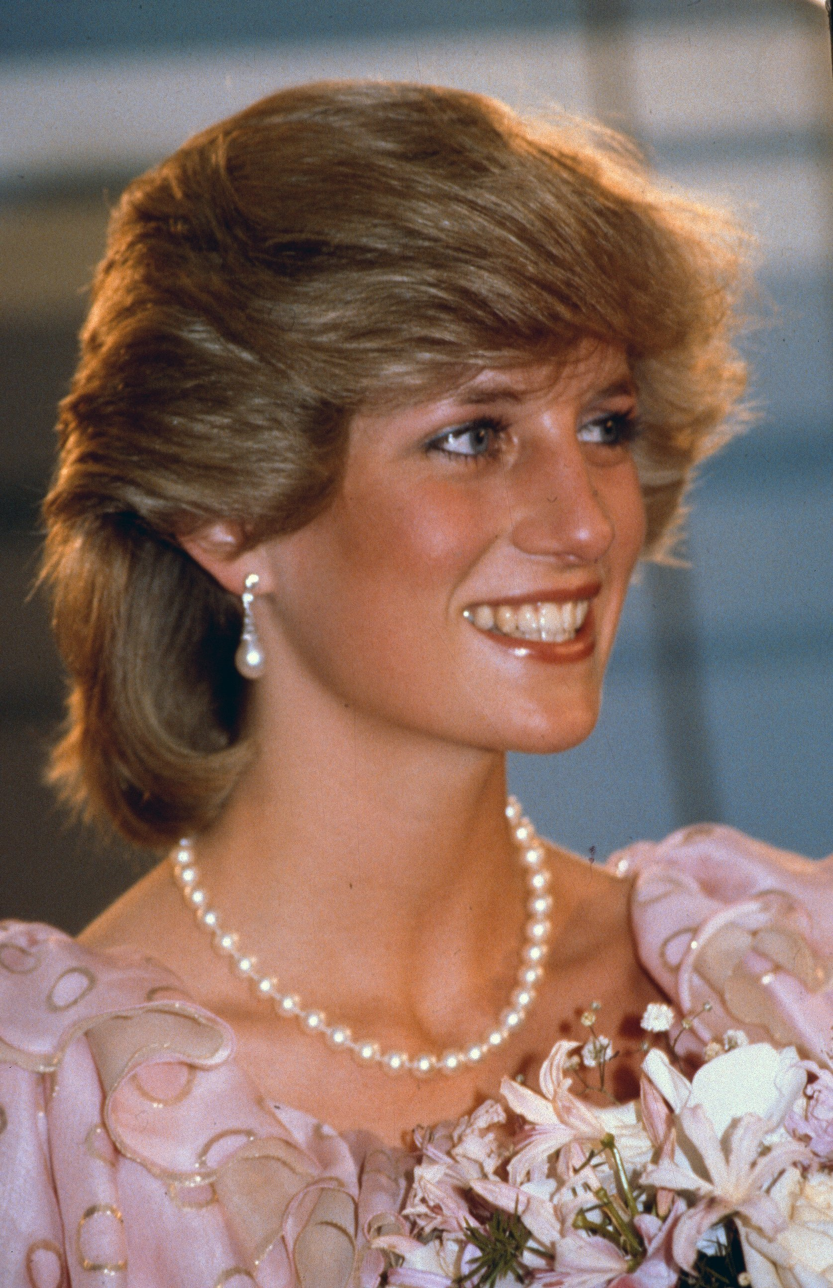 Princess Diana on April 14, 1983, in Melbourne, Australia | Source: Getty Images