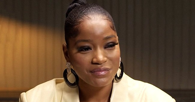 Keke Palmer Asks National Guardsmen to March with Protesters with an Emotional Speech