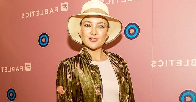 Kate Hudson Looks Gorgeous with Her Daughter Rani Rose, 2, in a Very Homely & Adorable Snap