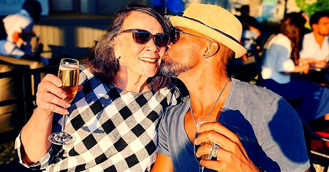 Shemar Moore & the Sweet Relationship He Had with His Mom Who Recently Passed Away at 76