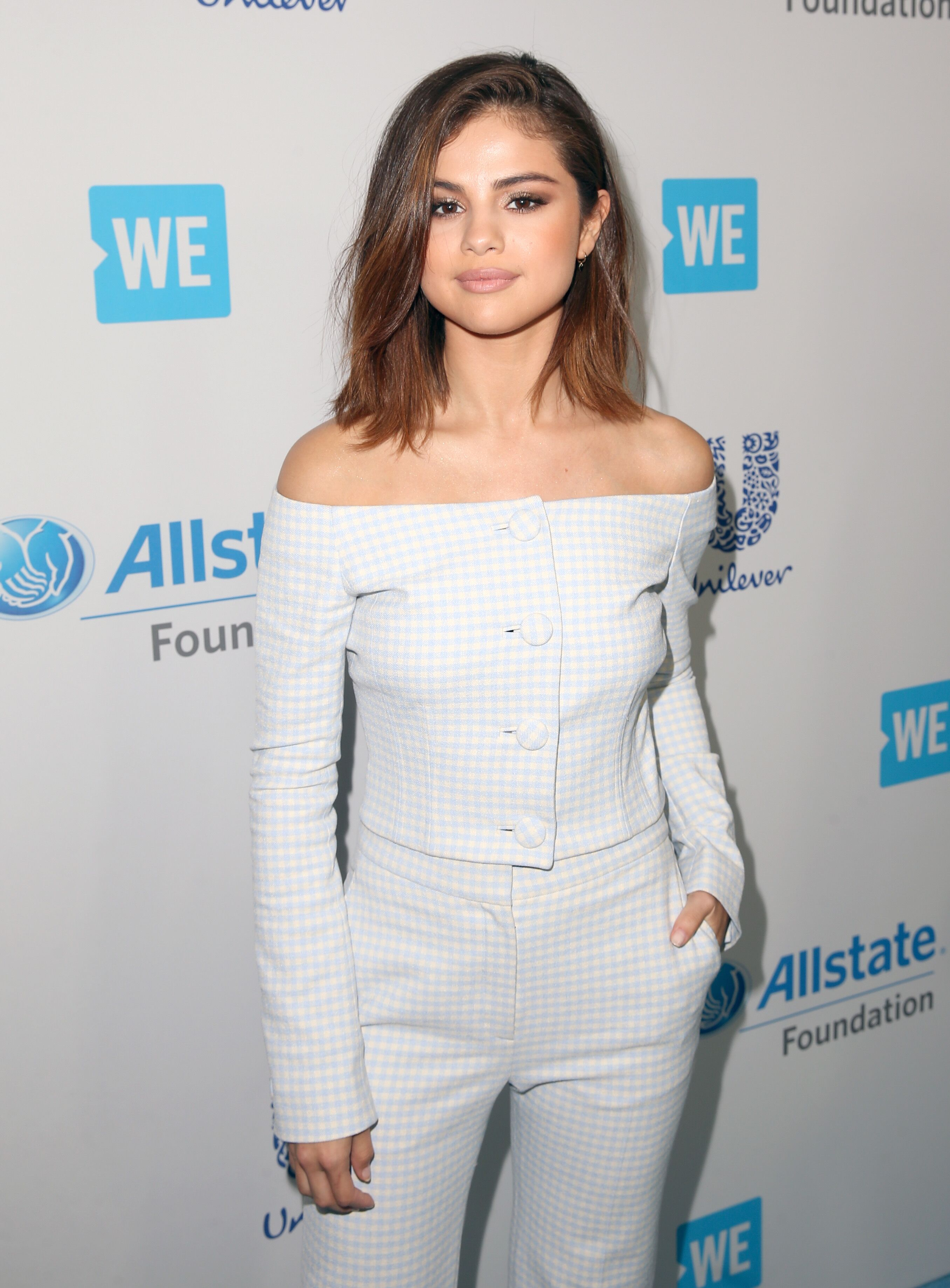 La chanteuse Selena Gomez. l Source : Getty Images