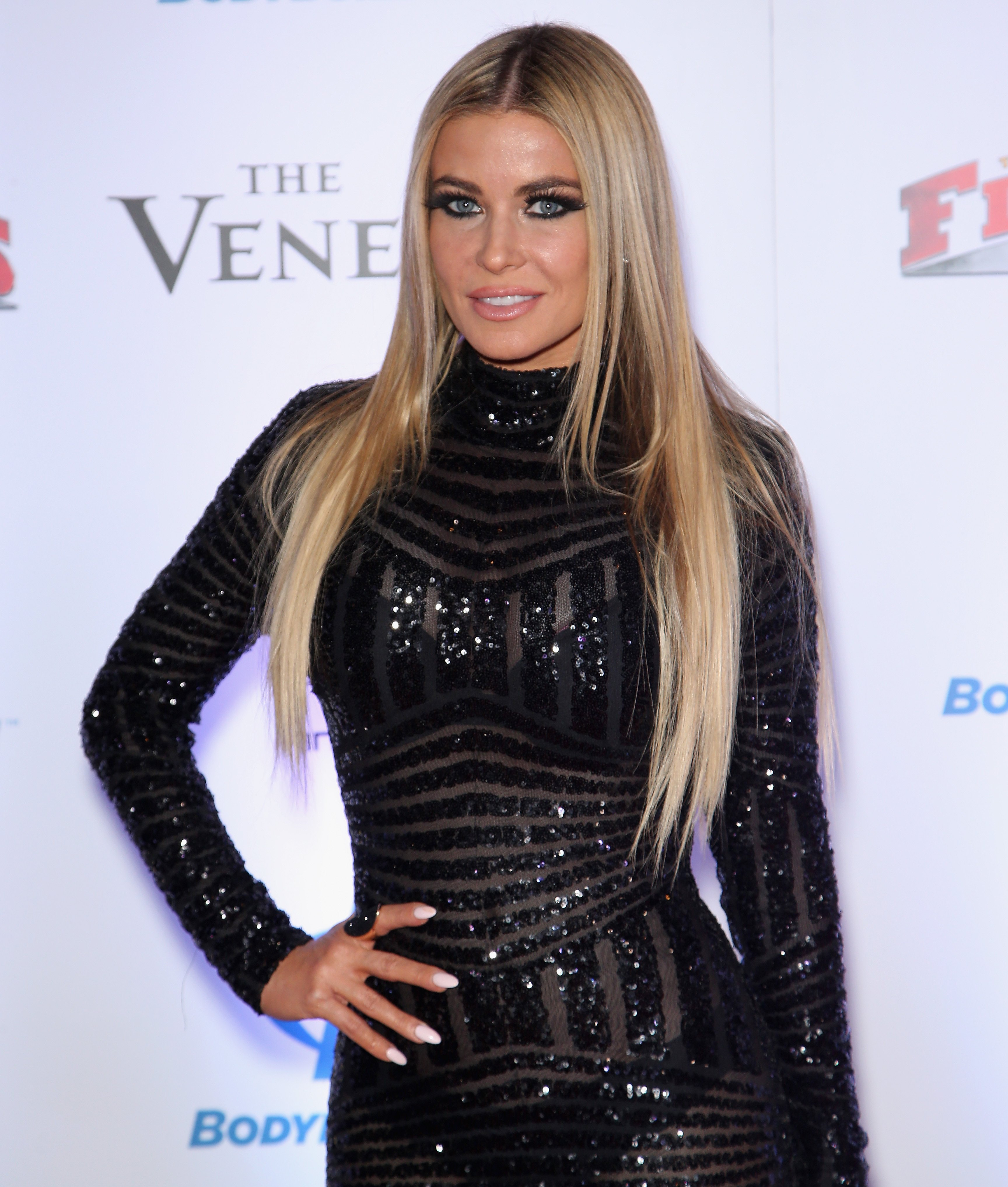 Carmen Electra. I Image: Getty Images.