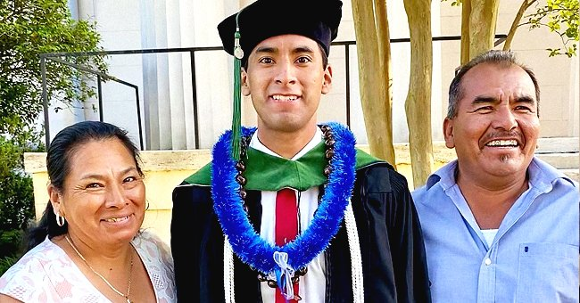 Man Pays Special Tribute to His Farmworker Parents after Graduating from Medical School