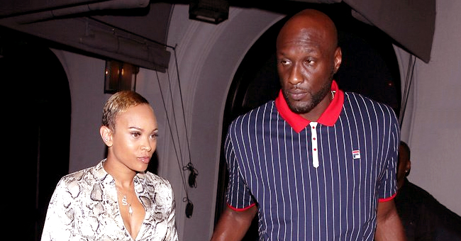 People: Lamar Odom's Relationship with Personal Trainer Sabrina Parr Is 'Fake'
