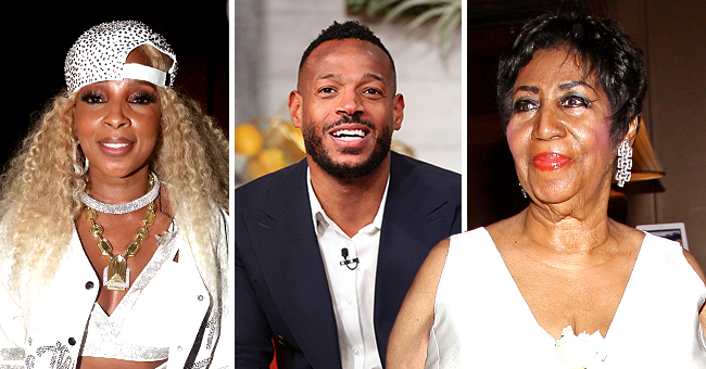 The Hollywood Reporter: Mary J Blige, Marlon Wayans Join Cast of Aretha Franklin Biopic 'Respect'