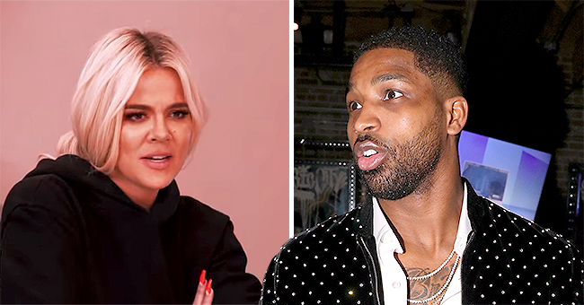 KUWTK: Khloé Kardashian Gets Pink Diamond Ring from Ex Tristan Thompson