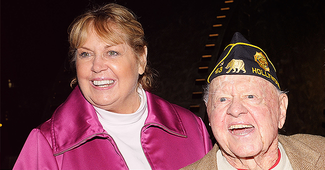 Mickey Rooney's Eight Biological Children Received Nothing after His Passing