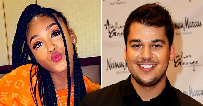 Rob Kardashian Appears to Flirt with IG Model Ayana Charm in Tweet and Sparks Dating Rumors