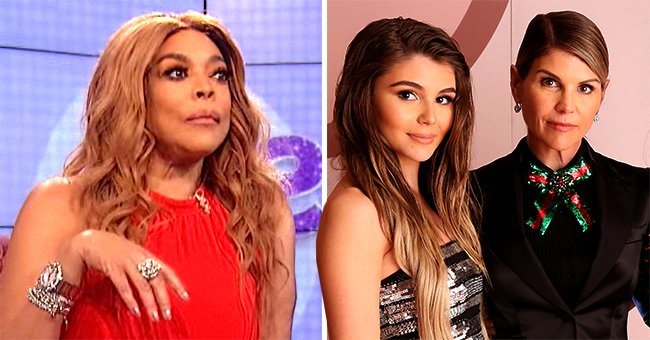 Wendy Williams Dismisses Lori Louglin's Daughter Olivia Jade's Return to YouTube Amid College Admissions Scandal