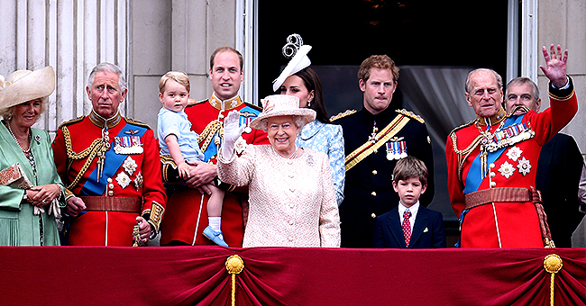 How Far Prince George and Other Royals Are from the Throne