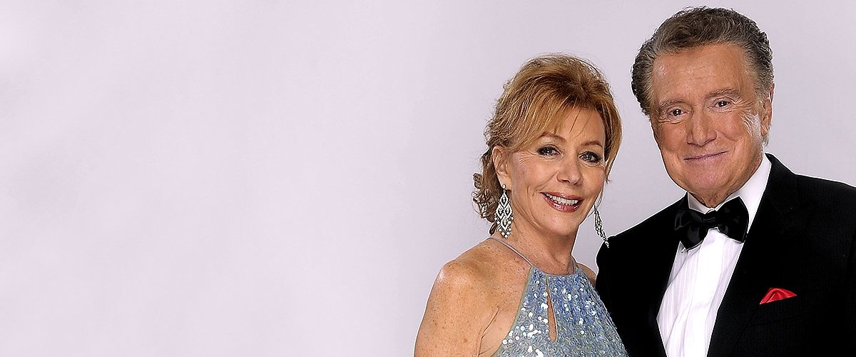 Regis and Joy Philbin Have Been Married for 49 Years and Still Keep Their Sparkle Alive