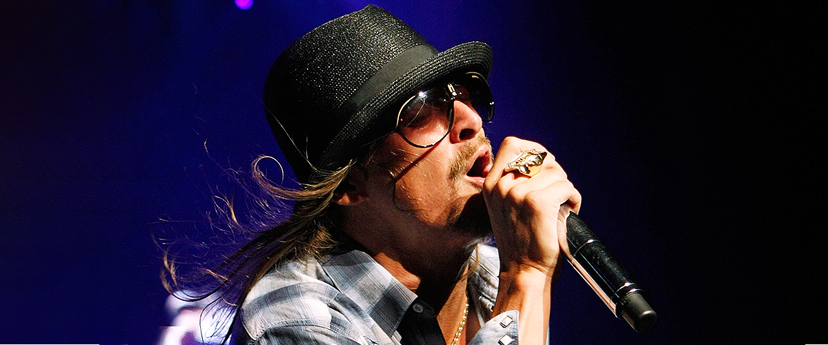 Kid Rock's Thoughts on Becoming a Grandfather at 43 Years Old