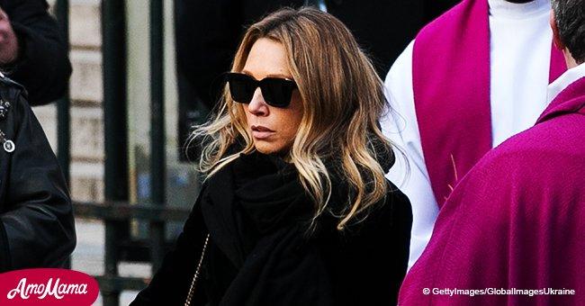 Laura Smet s'est querellée avec un ami de Johnny Hallyday durant ses funérailles