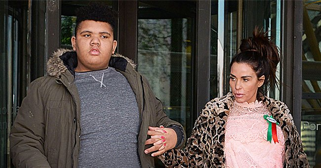 Katie Price Reveals How She Handles Mom-Shaming While Raising 18-Year-Old Autistic Son Harvey
