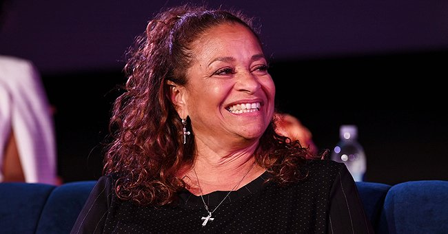 Check Out Debbie Allen's Awesome Dancing Skills during a Lesson with Her Students (Video)