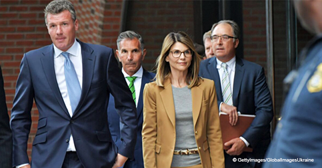 Lori Loughlin Reportedly Demands 'Extremely Voluminous' Evidence in Her College Bribery Case