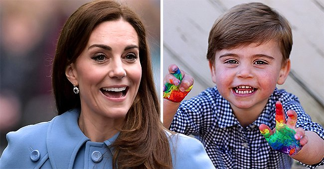 Prince Louis Looks like Spitting Image of Kate Middleton's Father, Royal Fans Think