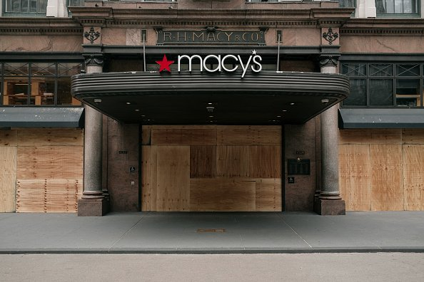 Photo of the Macy's store in New York City.   Photo: Getty Images