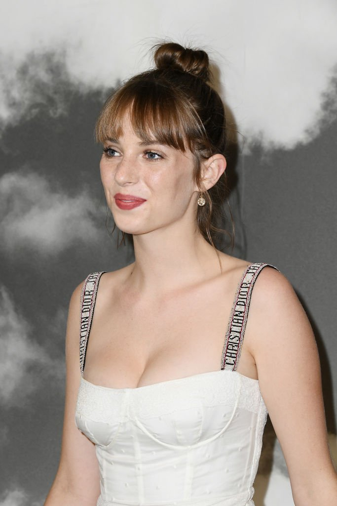Maya Hawke attends the Christian Dior Haute Couture Fall/Winter 2019 2020 show as part of Paris Fashion Week | Photo: Getty Images