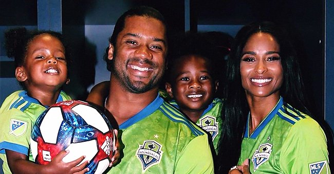 Ciara, Russell Wilson & Their Kids Take Part in 'Something New' TikTok Dance Challenge