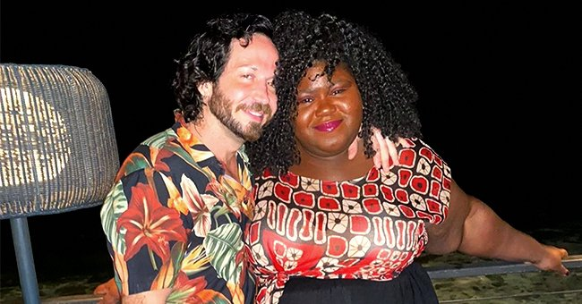 'Empire' Star Gabby Sidibe & Her Boyfriend Brandon Frankel Sweetly Cuddle in Romantic Selfies