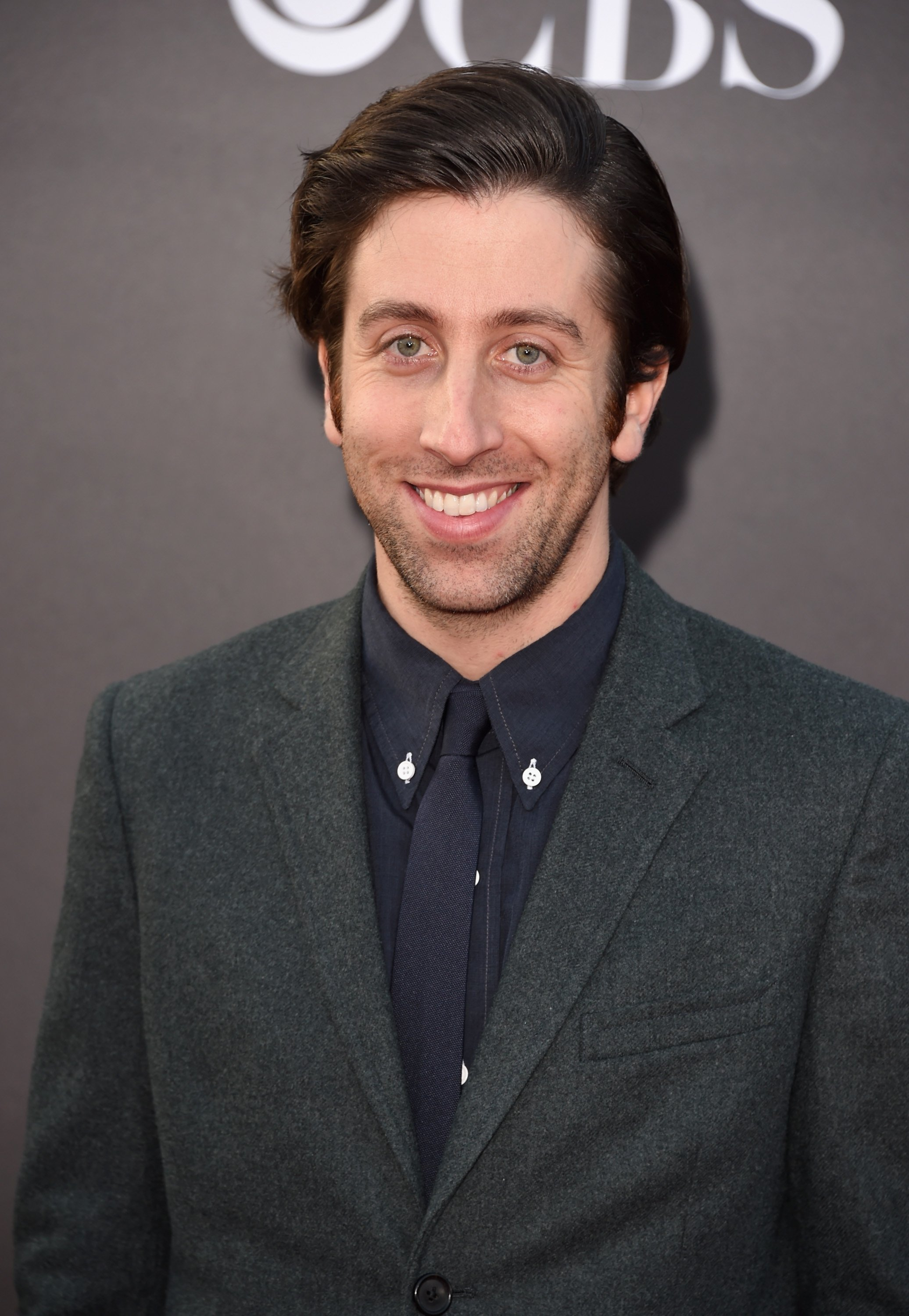 Simon Helberg attends the Hollywood Film Awards on November 14, 2014 in California. | Photo: Getty Images