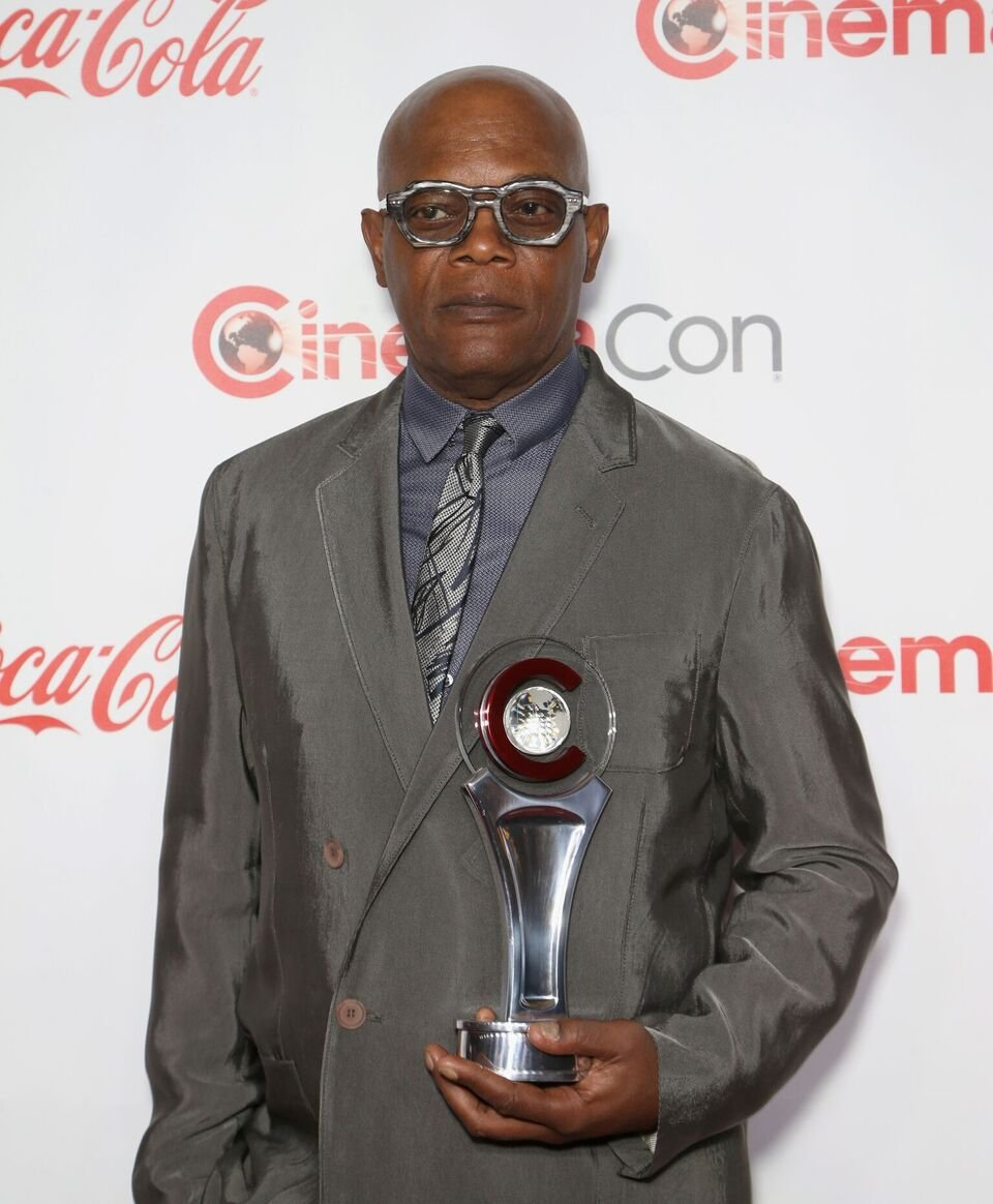 Samuel L. Jackson attends the CinemaCon Big Screen Achievement Awards. | Source: Getty Images