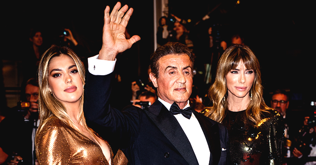 Sylvester Stallone's Three Marriages and Five Children