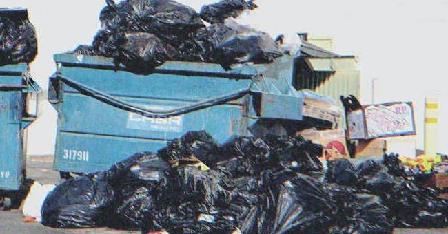 Poor Man Found a Baby in an Overloaded Trash Bin and Hid It from His Wife – Story of the Day