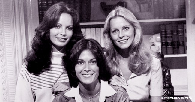 'Charlie's Angels' stars reunite after 38 years, but they look like 'no time has passed'