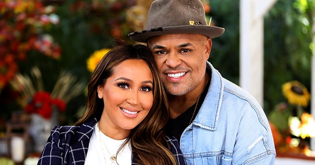 'The Real' Co-host Adrienne Bailon Shows PDA Cuddling with Husband Israel at the Grand Canyon