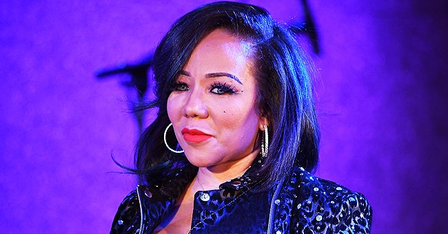 Tiny Harris' Daughter Heiress Shows off Her Adorable Dance Moves & Teaches Mom How to Do It