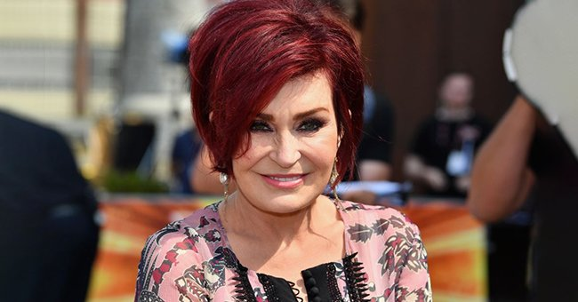 Sharon Osbourne Melts Fans' Hearts after Posting a Photo of Husband Ozzy Cuddling Next to a Dog