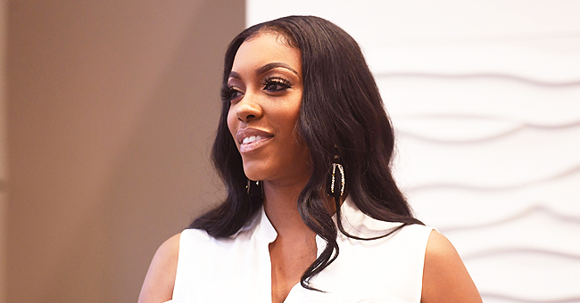 Watch New Mom Porsha Williams Gush over Baby Pilar's First-Ever Ponytails