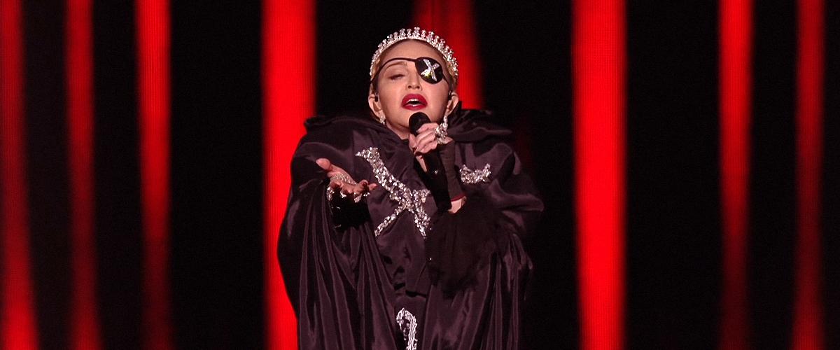 Madonna, sévèrement critiquée après son échec à l'Eurovision 2019